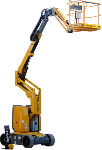 Haulotte Articulating Boom Lifts across Melbourne Victoria