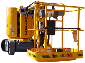 Haulotte HA12CJ Articulating Boom Lift