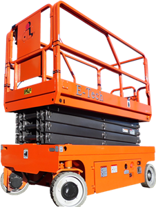 Dingli E-Tech Electric Scissor LIft