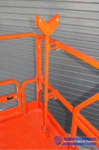 Dingli Sheet Handler Attachment