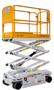 HyBrid HB-1430CE Electric Scissor Lift