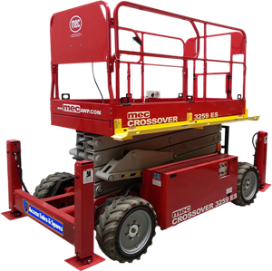 MEC Crossover 3259ES Electric Scissor Lift