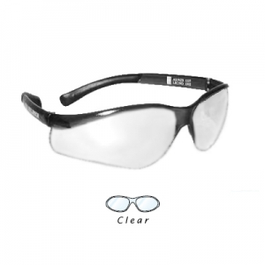 Part No. 229207C Clear Lense Safety Specs Nullabor