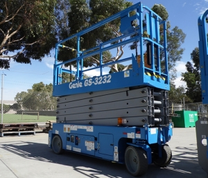Genie GS3232 Slab Scissor Lift