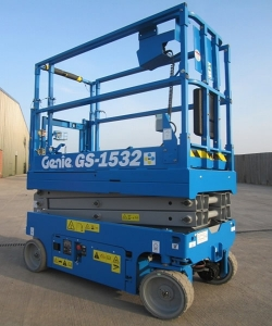 Genie GS1532 Slab Scissor Lift