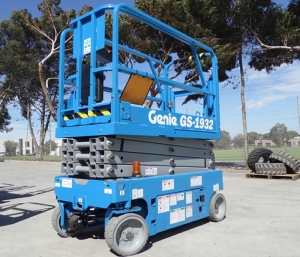 Genie GS 1932 Slab Scissor Lift