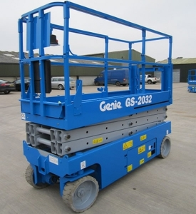 Genie GS 2032 Slab Scissor LIft