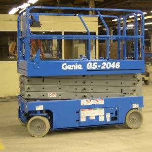 Genie GS2046 Slab Scissor Lift