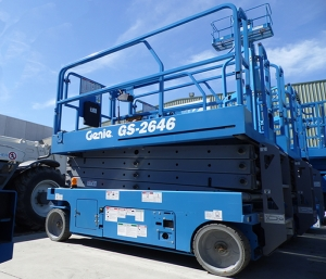 Genie GS2646 Slab Scissor Lift