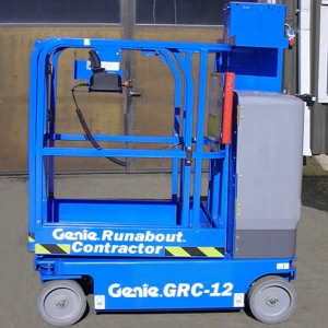 Genie GRC12 Runabout Contractor Lift