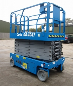 Genie GS4047 Slab Scissor Lift