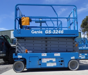Genie GS3246 Slab Scissor Lift